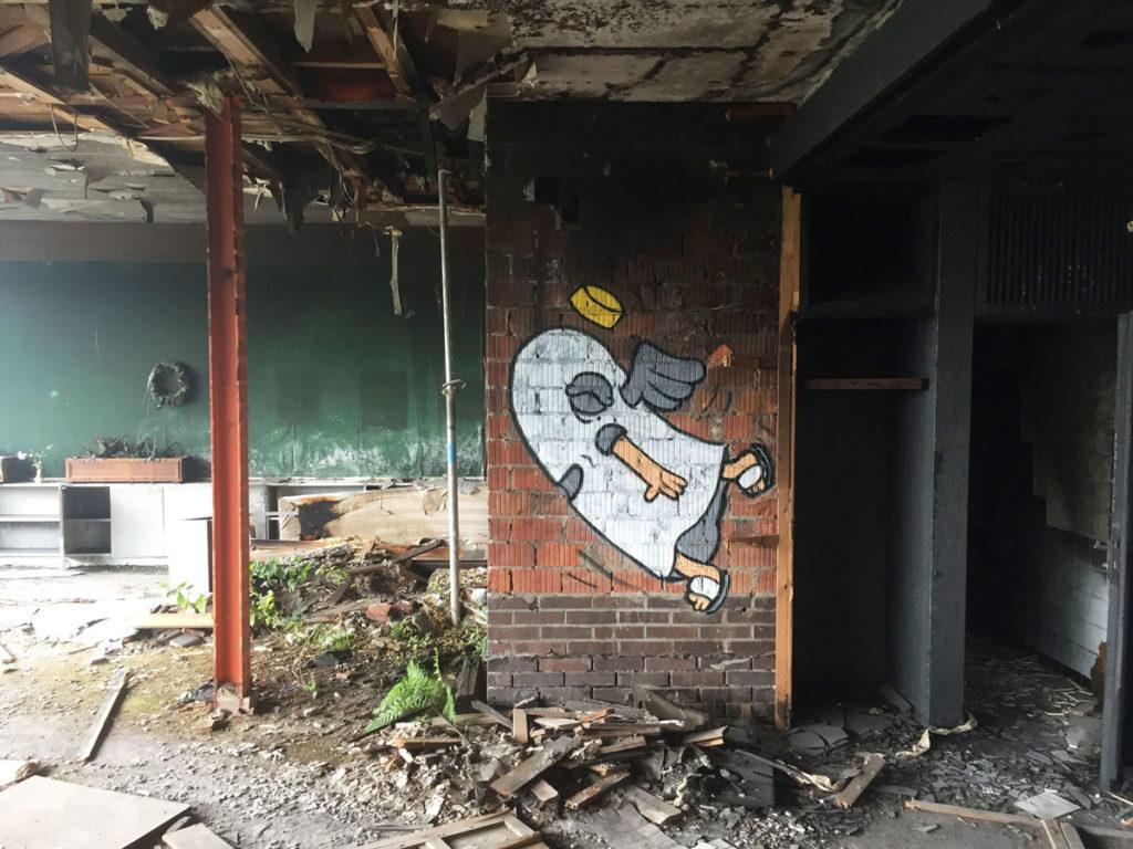 """""""Ghost Doc"""" / Somewhere in Niedersachsen / 2019"""