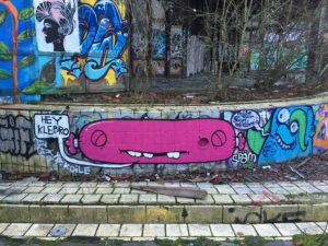 Somewhere in Berlin / 2018