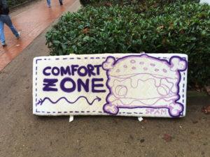 """Comfort Zone"""