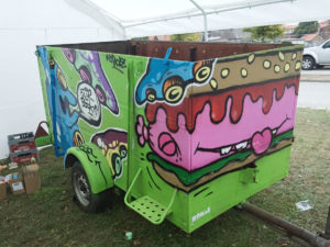 Trailer for Fairbockt / with 10tacle / Boizenburg / 2016