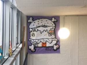 Street Art School Exhibition / Hamburg / 2016