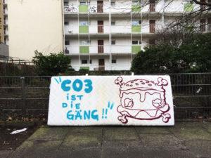 """""""CO3 ist die Gäng"""""""