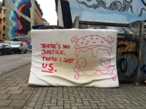 """""""There's no justice, there's just us"""" (Gang Starr)"""