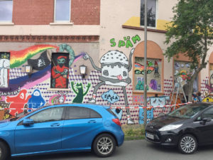 Herford / 2017 / with Frontal, RainBroGroup, Marla, angry_koala & Johniversum